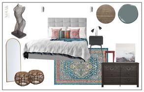 coastal master bedroom decor ideas