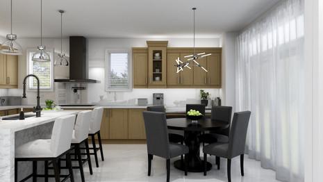 Kitchen renovation in vaughan