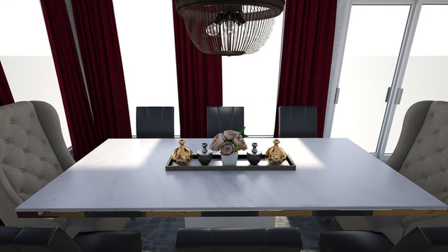 dining table centre piece