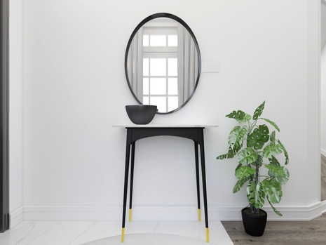 How to style an entry console