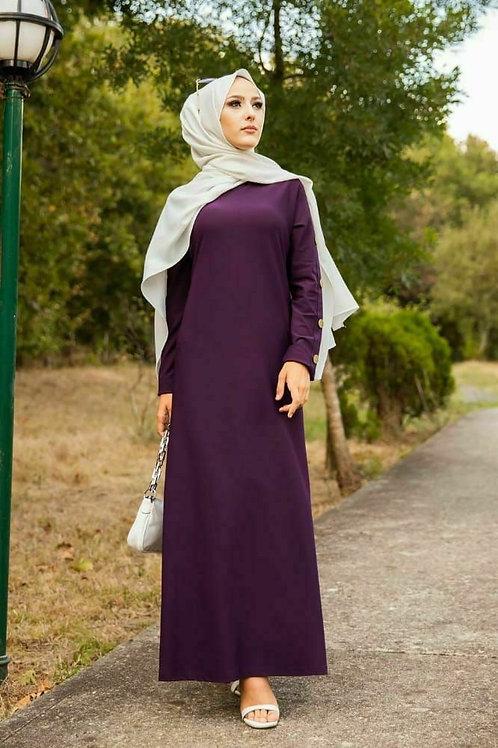 Flowy Hijab Dress
