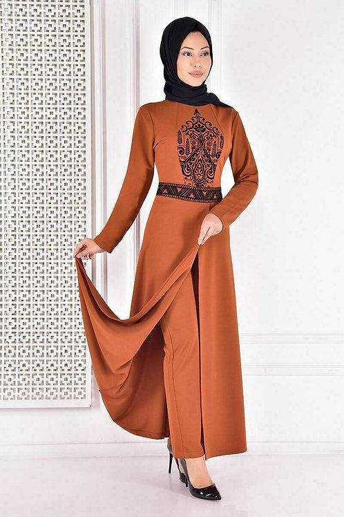 Elegant Hijab Two Piece