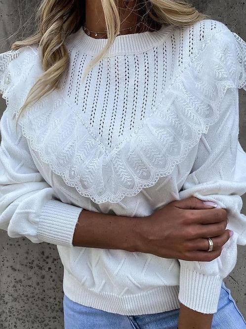 Vee Line Sweater