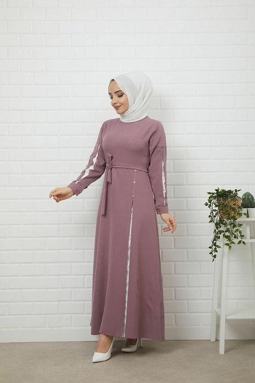 Graceful Hijab Dress