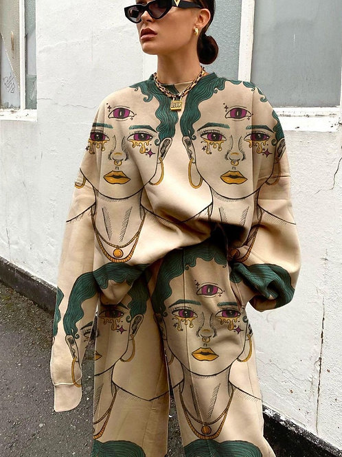 Face Tracksuit