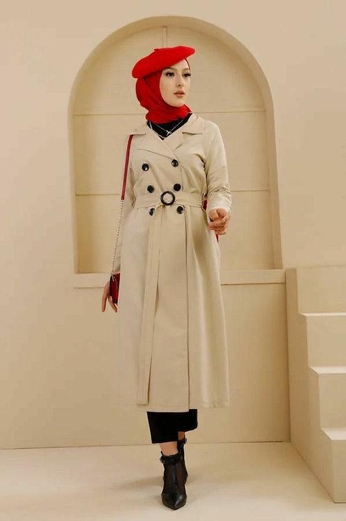 Points To You Hijab Dress