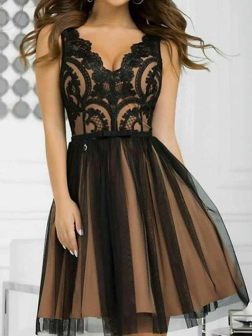 Nudy Short Dress