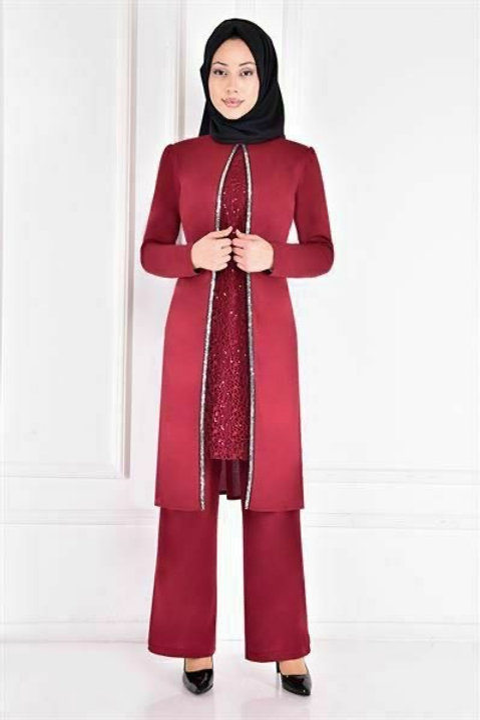 Queen Hijab Dress