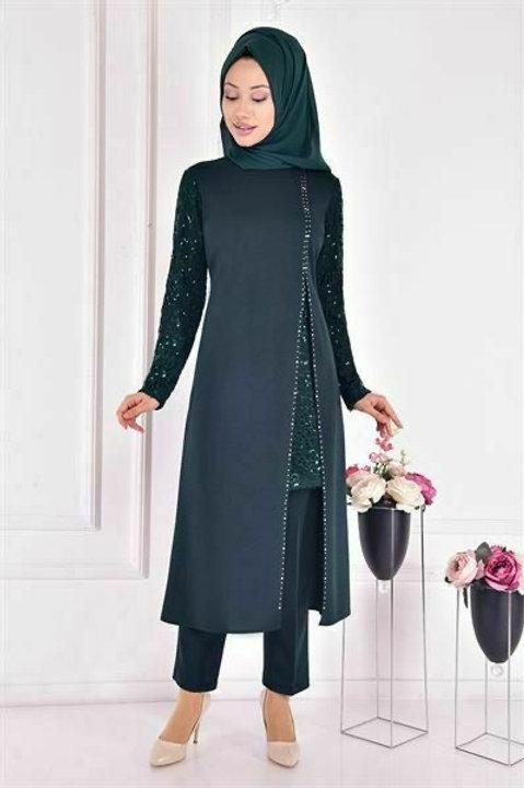Flow Out Hijab Set