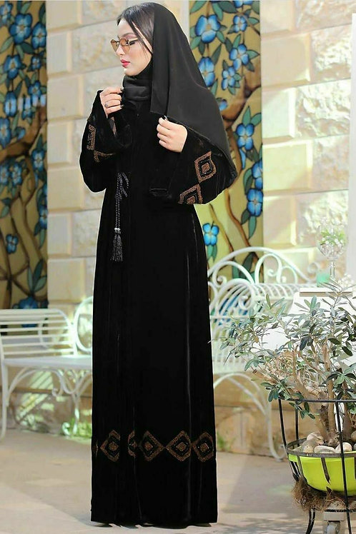 Diamond Pass Hijab Dress