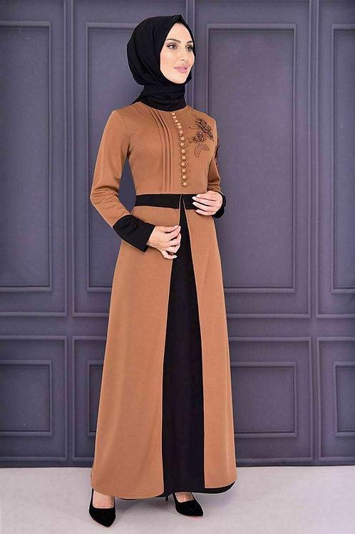 Close Up Hijab Dress