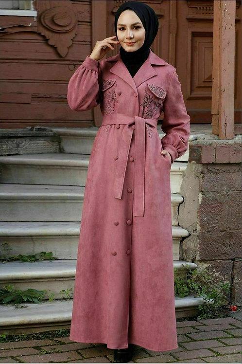 Boss Lady Hijab Dress