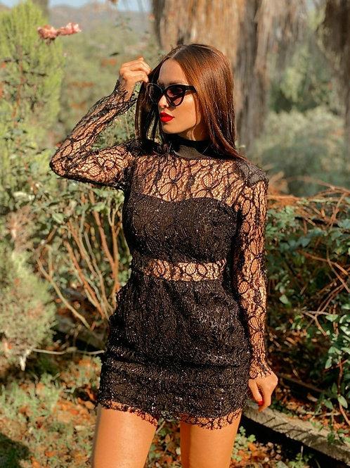 Peeking Short  Dress