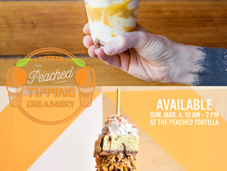 Peached Tortilla and Cow Tipping Mash-Up is here!!!!