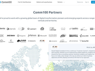 Announcing our long-term partnership with Comm100