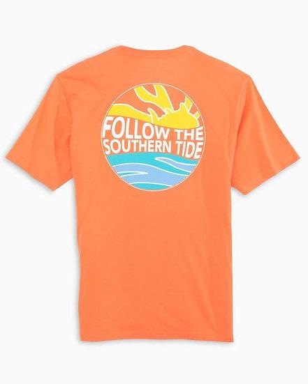 Follow The Tide Tee