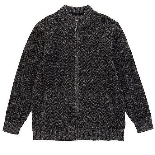 Shetland Full Zip Sweater