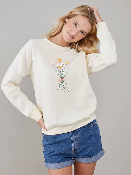 Flower Bouquet Sweatshirt