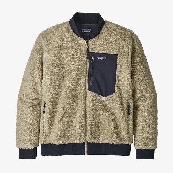 Retro-X® Fleece Bomber Jacket