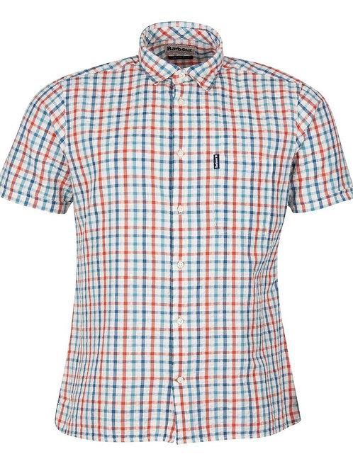 Seersucker Sport Shirt