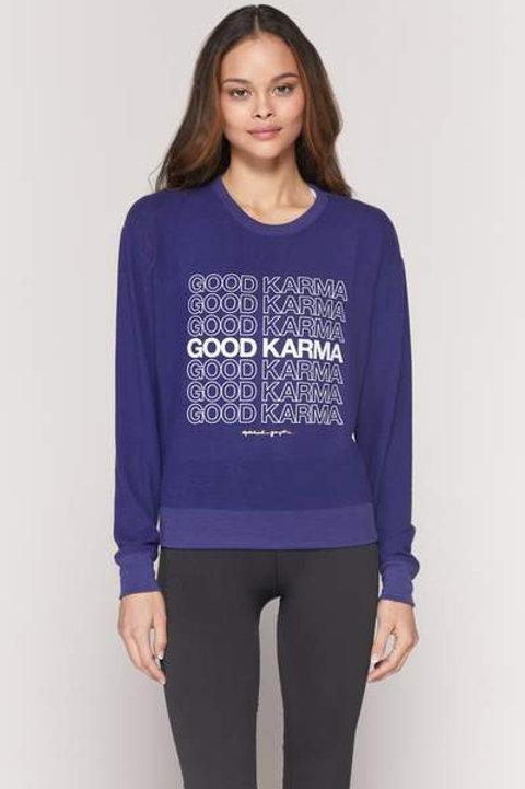 Good Karma Sweater