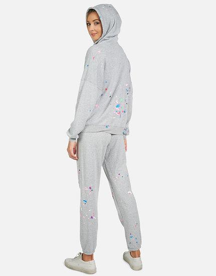 Confetti Paint Sweatpants
