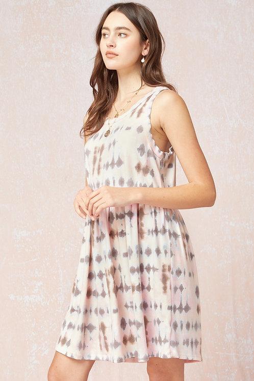 Dip Dye Dress/ Cover Up