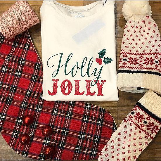 Holly Jolly Tee
