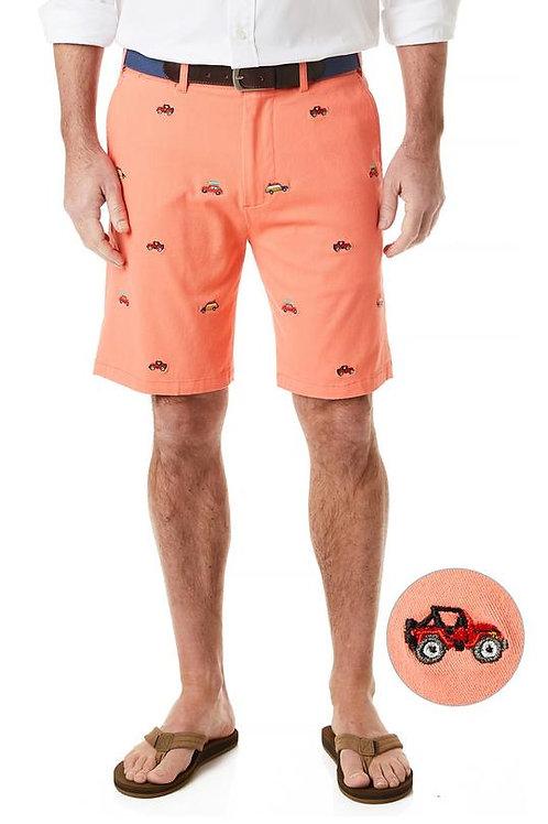 Cisco Short with Beach Cars