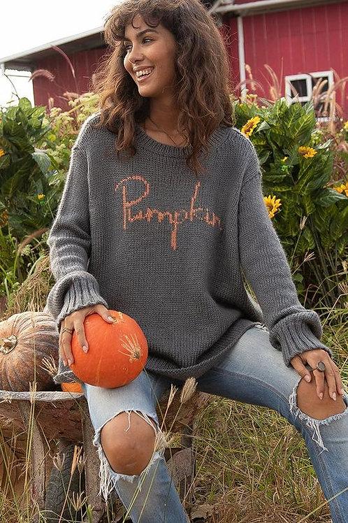 Pumpkin Knit