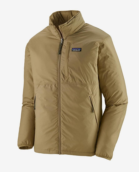 Mojave Trails Jacket In Tan