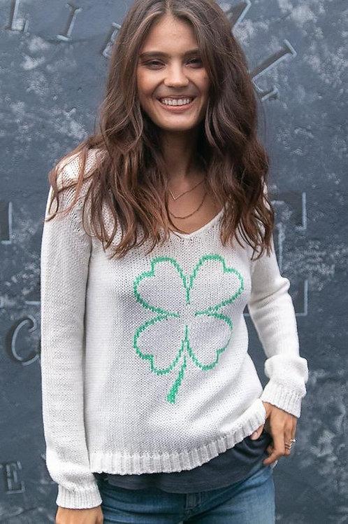 Clover Cotton Knit