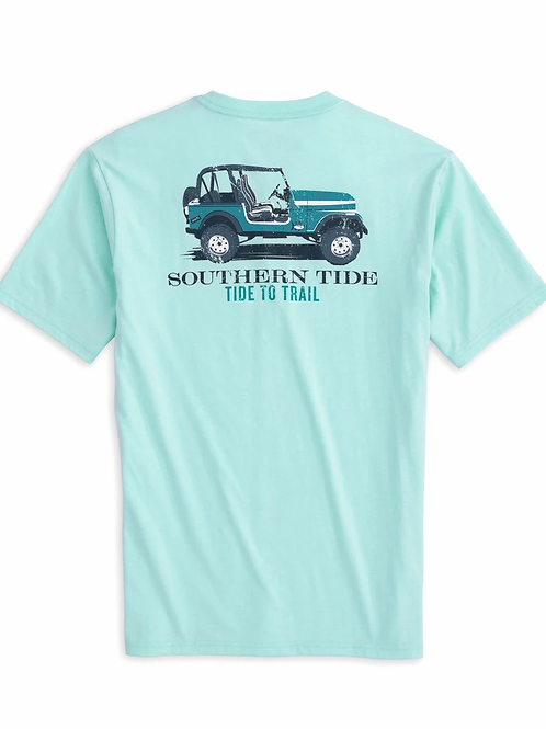 Tide to Trail Tee
