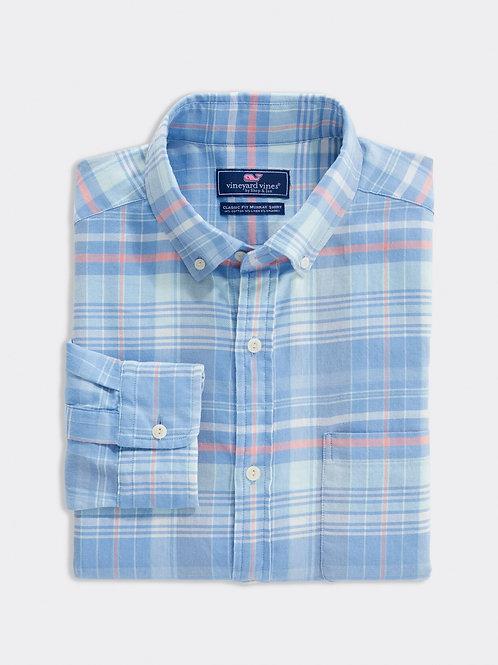 Classic Fit Island Shirt