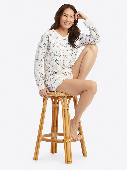 Sweatshirt in Natalie Magnolia