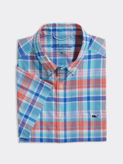 On-The-Go Short-Sleeve Shirt