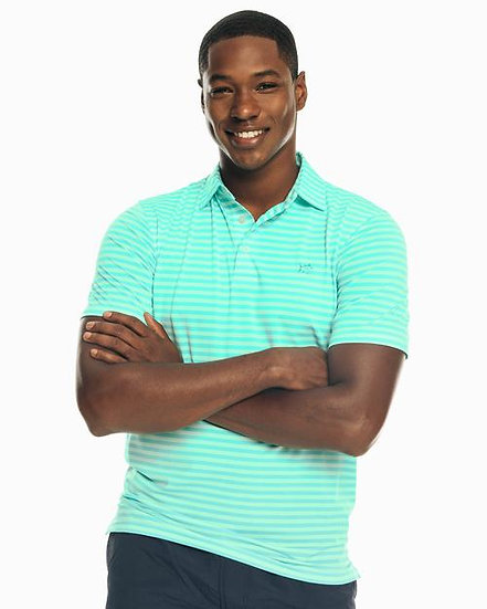 Driver Stripe Performance Polo