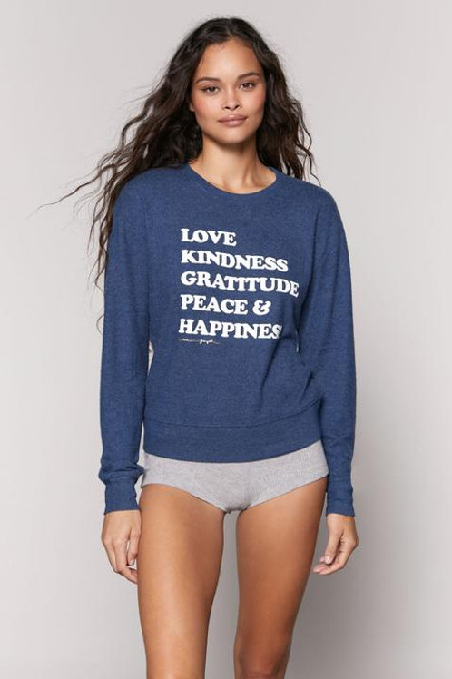 Love and Kindness Pullover