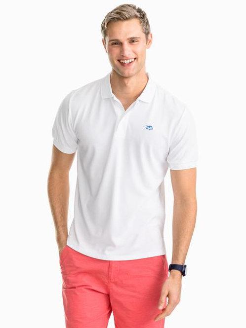 Jack Polo in white