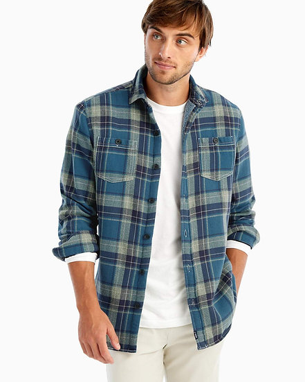 Spivey Sherpa Lined Shirt