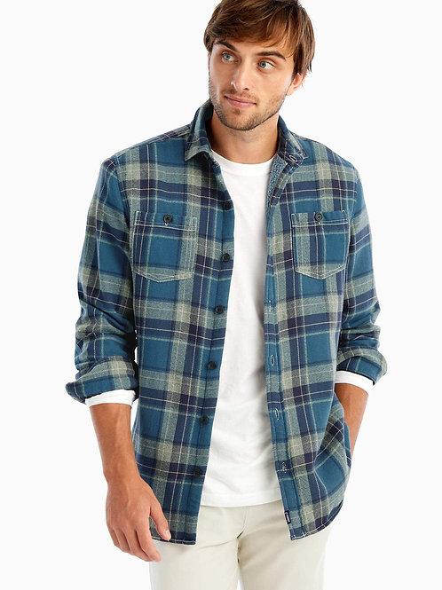 Spivey Sherpa Lined Shirt