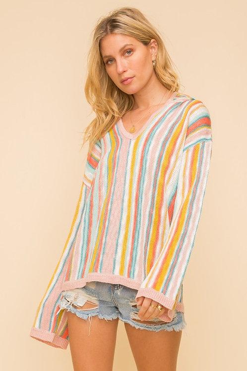 Stripe Sweater/Hoodie