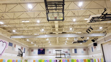 LED Lighting Retrofit at the Calgary French International School (CFIS)