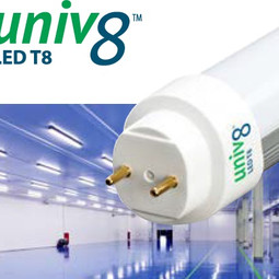 LED T8 - No Rewire Direct Swap