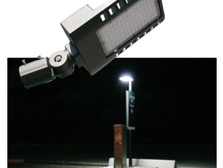 Exterior LED Area Lights