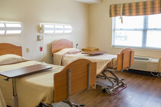 Semi-Private Rooms