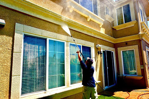 residential window cleaning, residential window washing