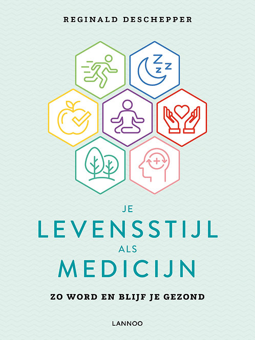 Boek 'Je levensstijl als medicijn'