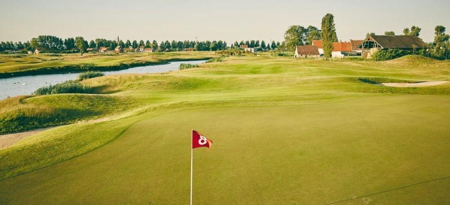 golf in Koksijde