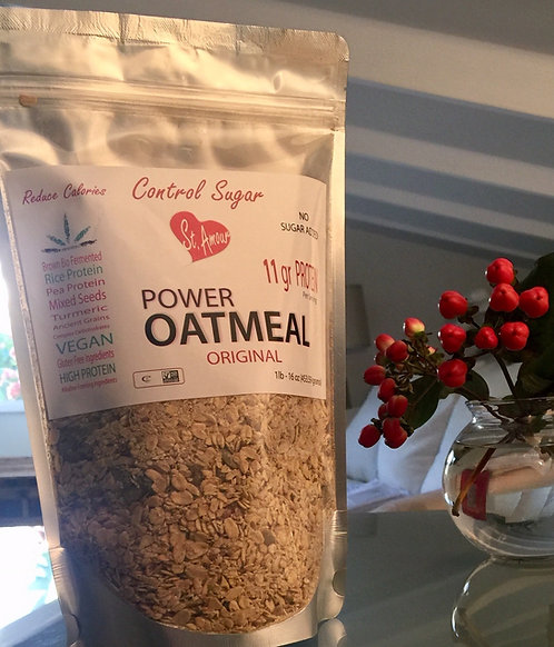 Power Oatmeal